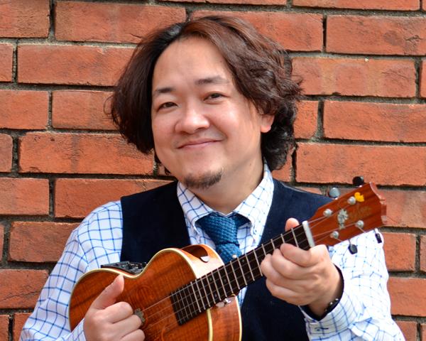 ウクレレ奏者JazzoomCafeの画像