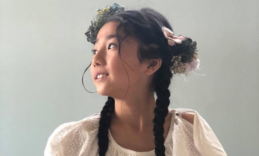 ウクレレ奏者soraのアーティスト写真