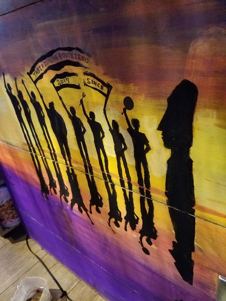 maYapaintの壁画作品